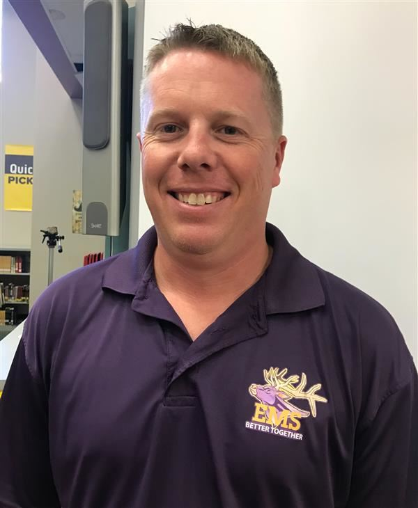 Assistant Principal, Adam Goodwin
