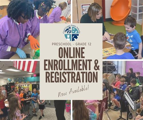 Online Enrollment & Registration