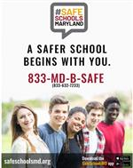 Click to view information about Maryland Safe Schools.