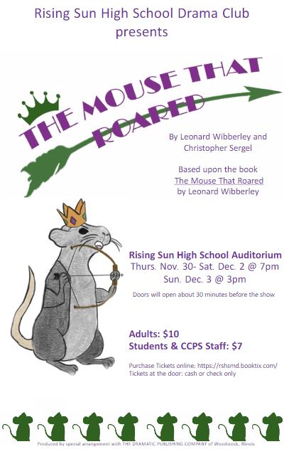 The Mouse That Roared Drama Production