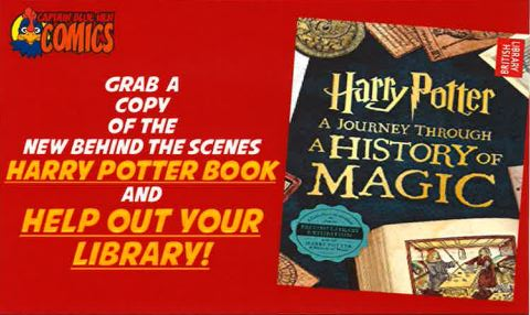 Harry Potter History of Magic Book Order