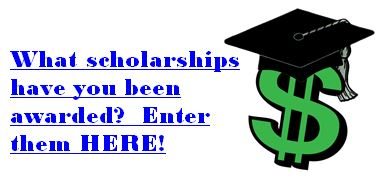 Scholarships received