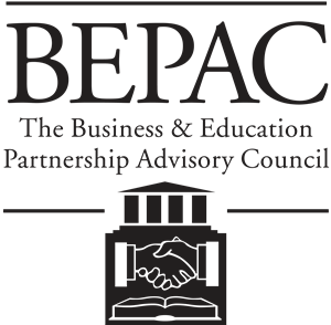 BEPAC The Business & Education Partnership Advisory Council logo