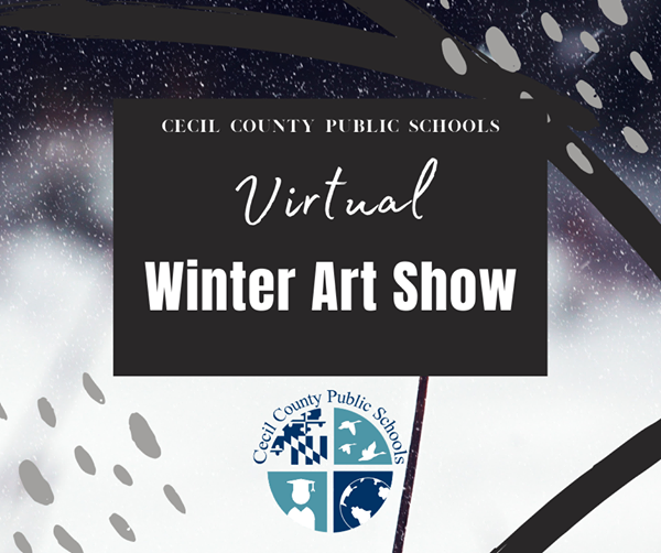 This year's Winter Art Show is VIRTUAL!