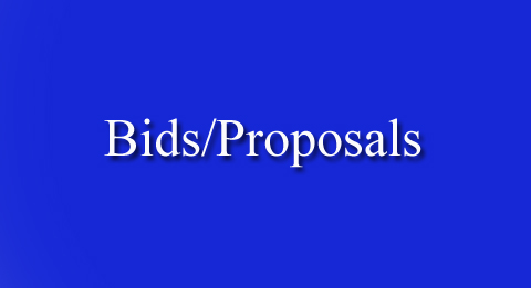 Bids / Proposals