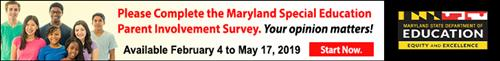 MSDE Parent Survey