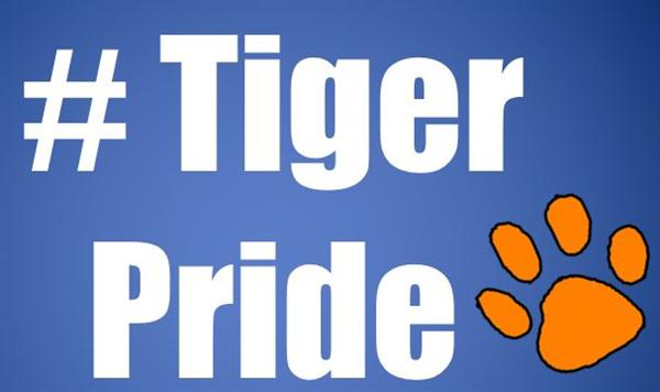 Show Your Tiger Pride