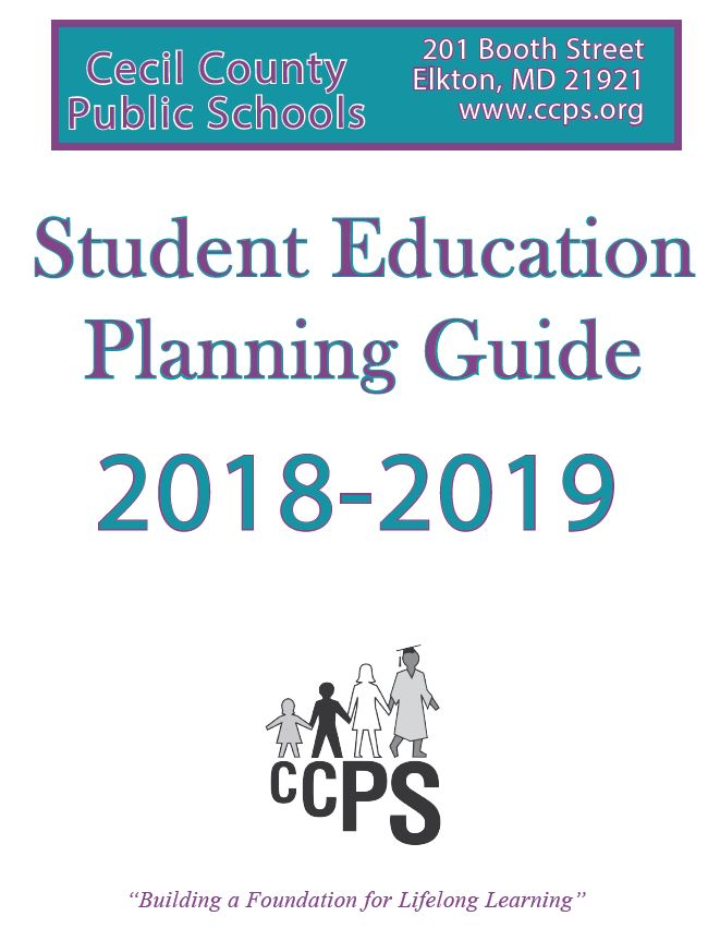 Student Education Planning Guide 2018-19