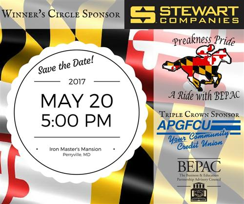 Preakness Save the Date